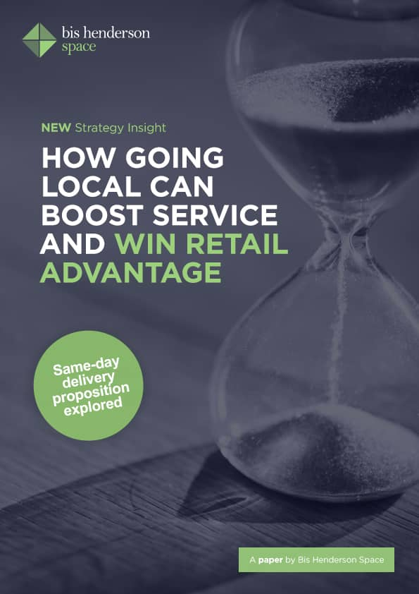 How going local can boost service and win retail advantage