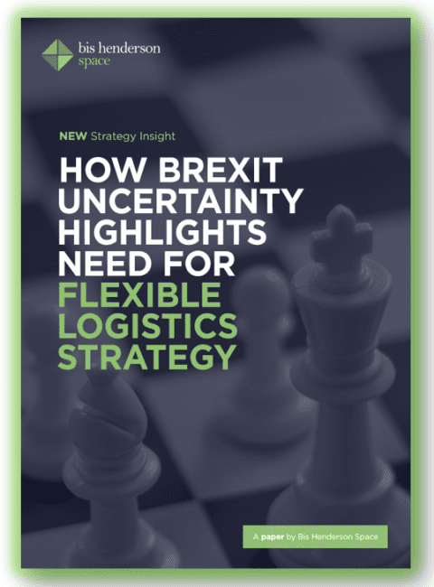 How brexit uncertainty highlights the need for flexible logistics strategies